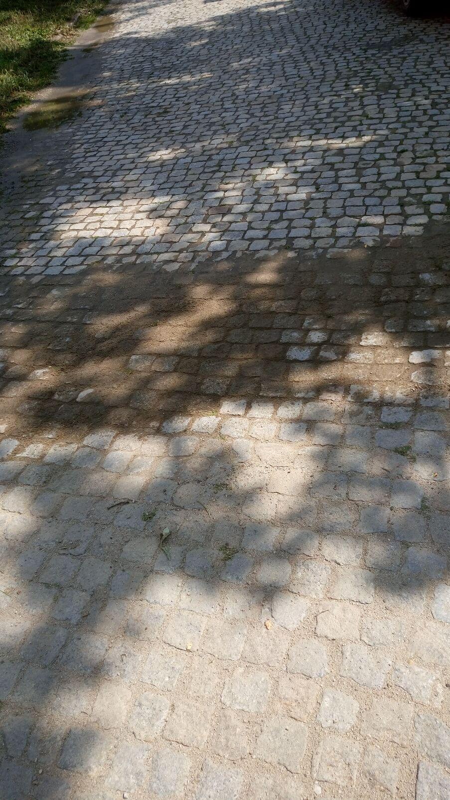 Mycie kostki brukowej - Lewkorp Legnica