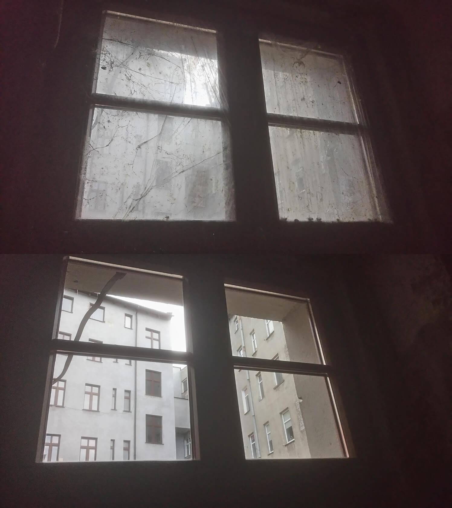 Mycie okien i szyb - Lewkorp Legnica