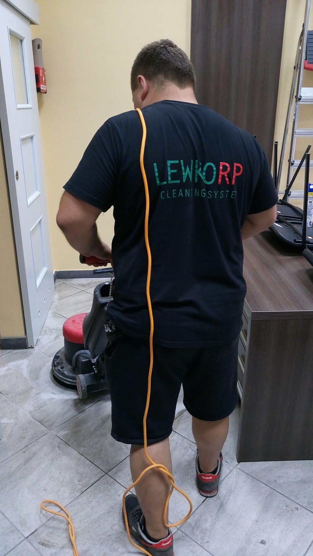 Sprzątanie biur - Lewkorp Legnica